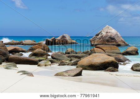 Fabulous Beach Anse Source D'argent