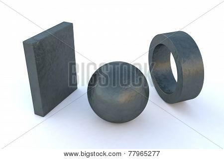 Metal Iron Cast