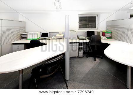 Oficina Cubículos