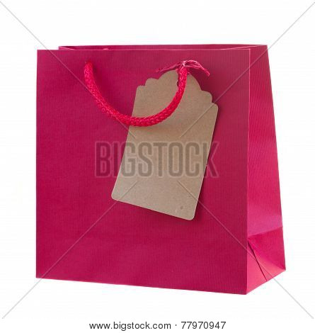 bag with gift