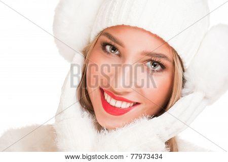 Snow White Winter Fashion.