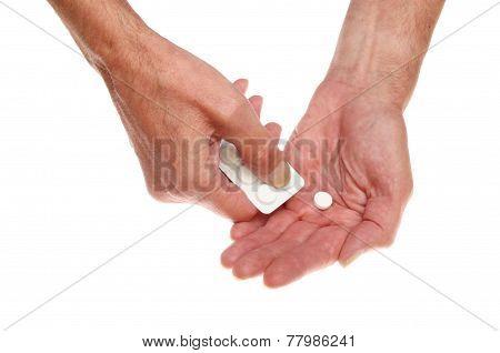 Dispensing Pill