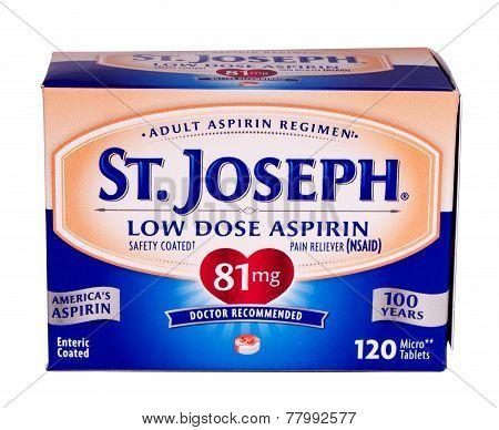 St. Joseph Aspirin