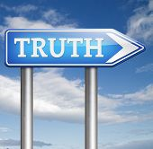 pic of honesty  - moment of truth be honest honesty leads a long way find justice law and order  - JPG