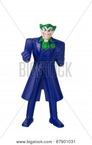 Joker Figurine