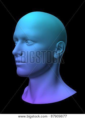Man Head