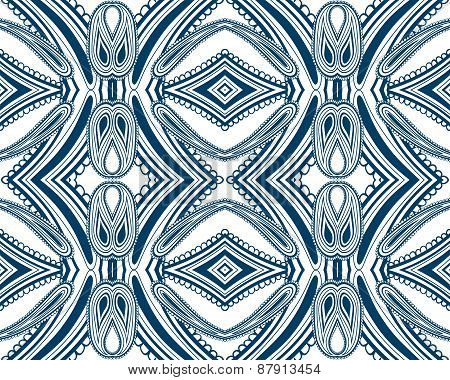 Abstract Ornament Background