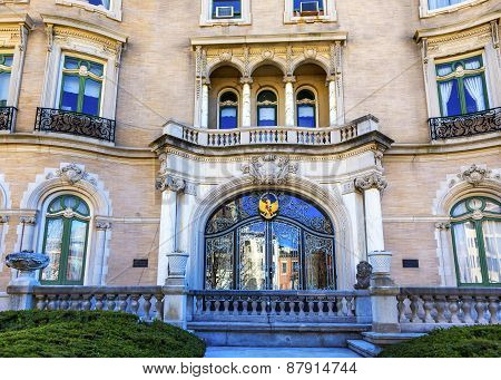 Indonesian Embassy Embassy Row Massachusetts Avenue Washington Dc