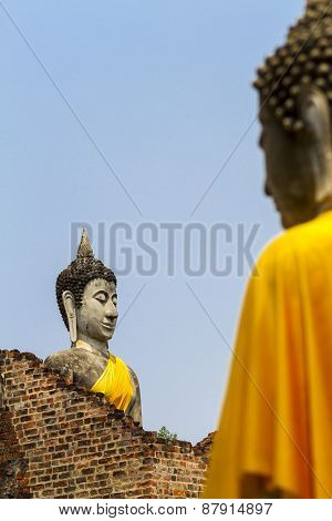 Two Apostle Buddha