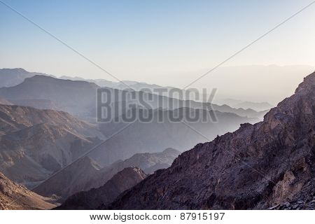 Sunrise Over Red Sea