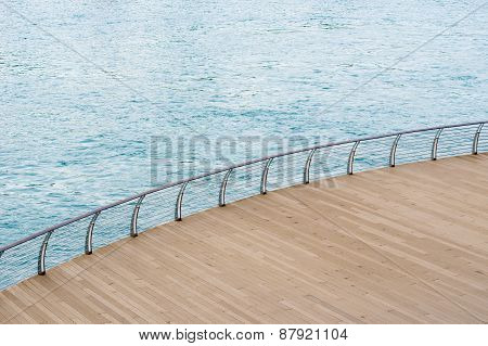 Deck And Sea