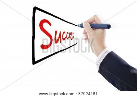 writing success