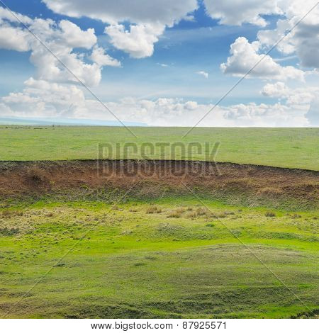 Landslide And Soil Erosion