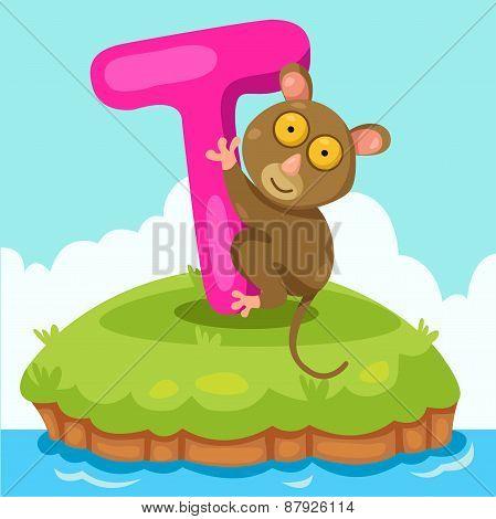 Illustrator of Letter 'T is for tarsier'