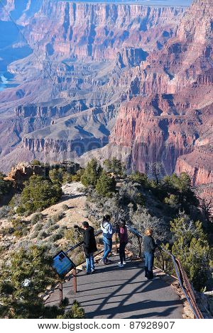 Grand Canyon Tourism
