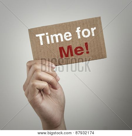 Time For Me