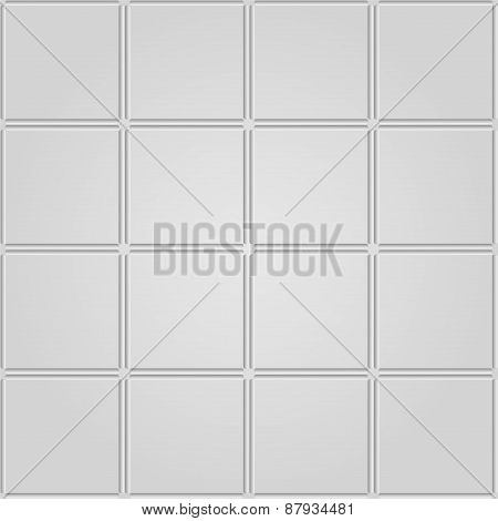 Gray Tiles Seamless Texture
