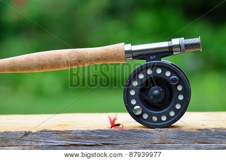 Flyfishing rod