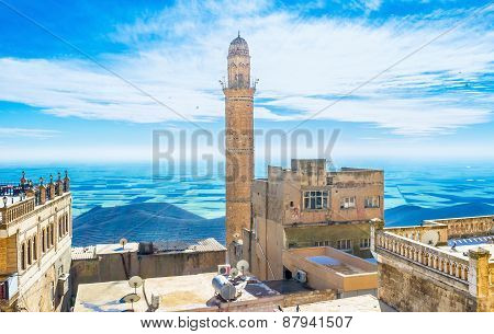 The Roofs Of Mardin