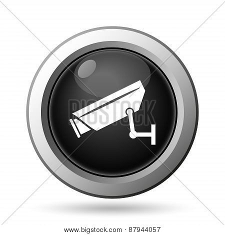 Surveillance Camera Icon