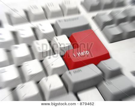 Helfen spezielle Tastatur