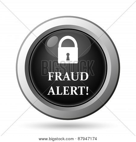 Fraud Alert Icon