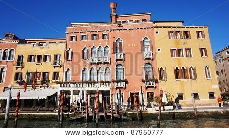 Hotel Principe On The Grand Canal ,venice