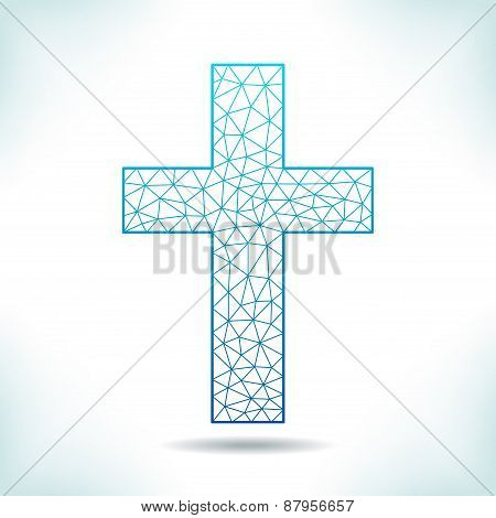 Geometric Cross.