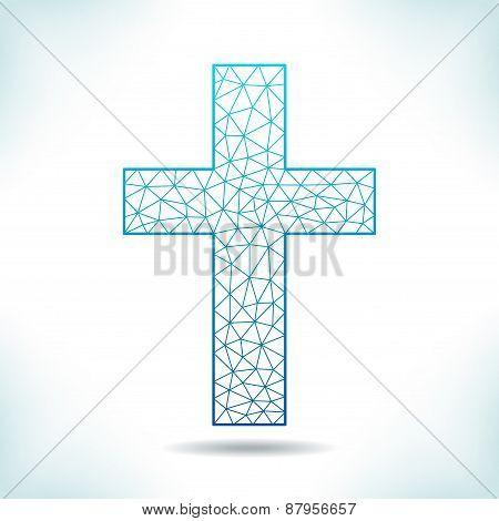 Geometric Cross.