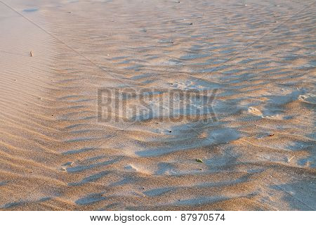 Red  Sand Waves