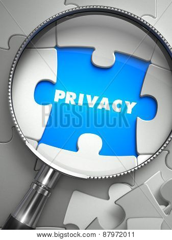 Privacy through Lens on Missing Puzzle.