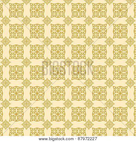 Seamless pattern. Geometric texture