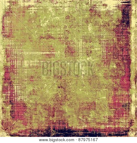 Grunge texture or background with space for text. With different color patterns: purple (violet); green; pink
