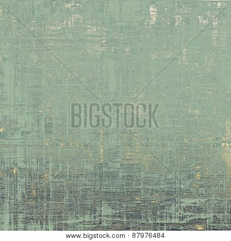Colorful vintage texture. With different color patterns: brown; gray