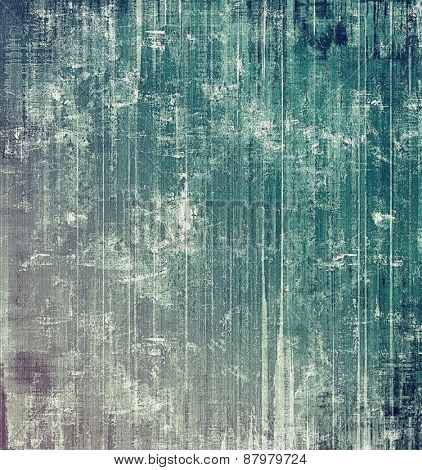 Abstract grunge background of old texture. With different color patterns: purple (violet); blue; gray