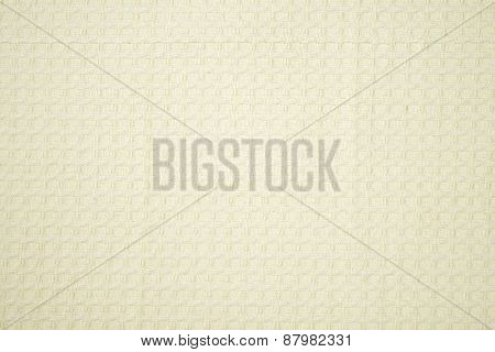 detail of creamy tablecloth backgrounds