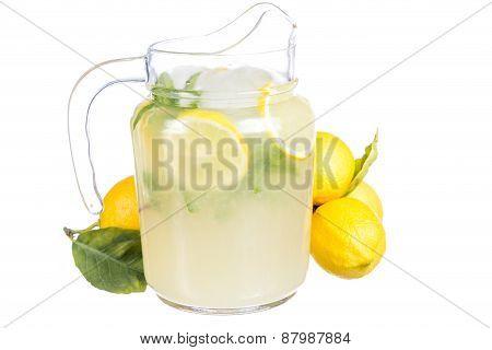 Lemonade Jug