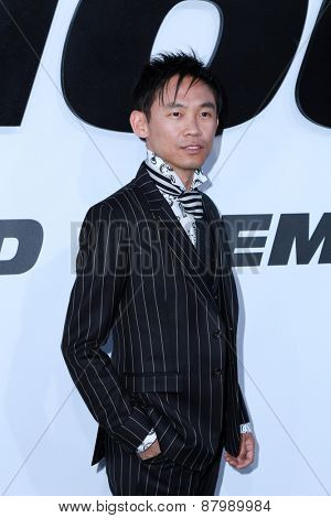 LOS ANGELES - FEB 1:  James Wan at the