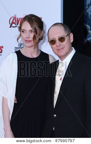 LOS ANGELES - FEB 13:  James Spader at the