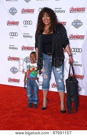 LOS ANGELES - FEB 13:  Kym Whitley at the