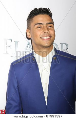 LOS ANGELES - FEB 13:  Quincy Brown at the