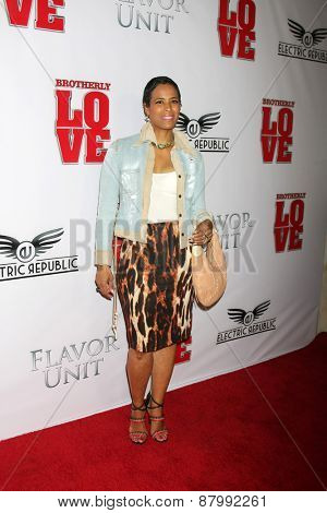 LOS ANGELES - FEB 13:  Daphne Wayans at the