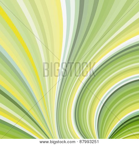 Abstract green background. Vector illustration. Can be used for wallpaper, web page background, web banners.