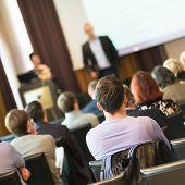 image of audience  - Trade union advisory committee meeting  - JPG