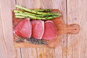 stock photo of bundle  - meat food  - JPG