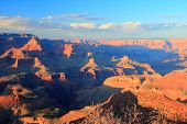 foto of grand canyon  - Grand Canyon sunset - JPG