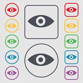 image of intuition  - Eye Publish content sixth sense intuition icon sign - JPG