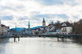 pic of zurich  - Zurich in Switzerland - JPG