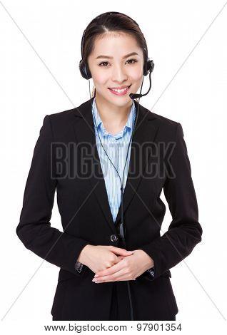 Telemarketing agent