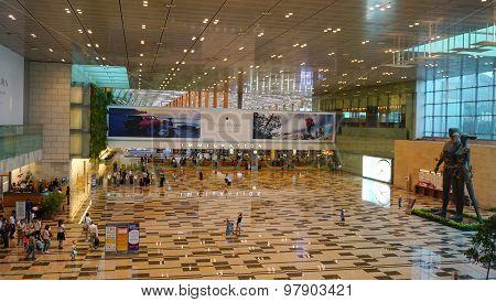 Changi International Airport